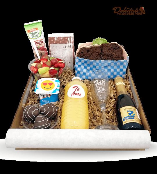 Desayuno sorpresa paquete 4